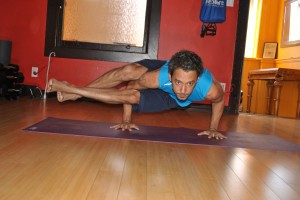 Ian yoga 1